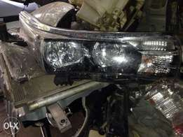 Grandy Corola xli headlights nd parts available
