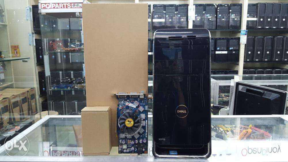 Dell XPS Core I7 2nd Gen With Win10 MAR Plus 7950GT Graphic Card