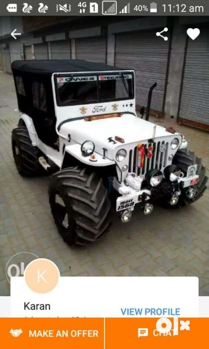 Punjab Jeep Olx >> Used mahindra jeep punjab prices - Waa2