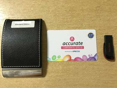 Accurate Accounting Software Standard Edition v5