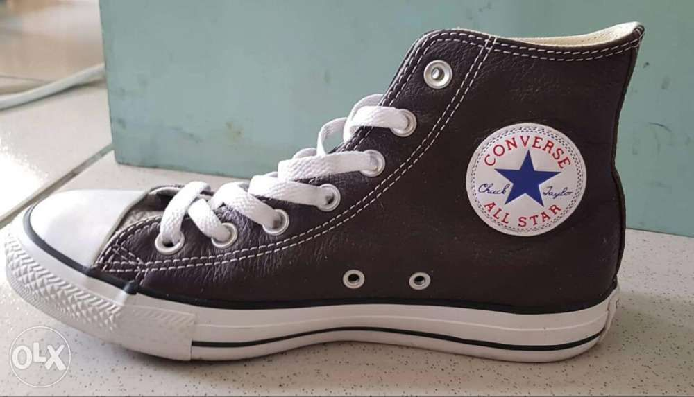 6ac22d4b01ae Preloved Hi Cut Converse shoes in Las Piñas