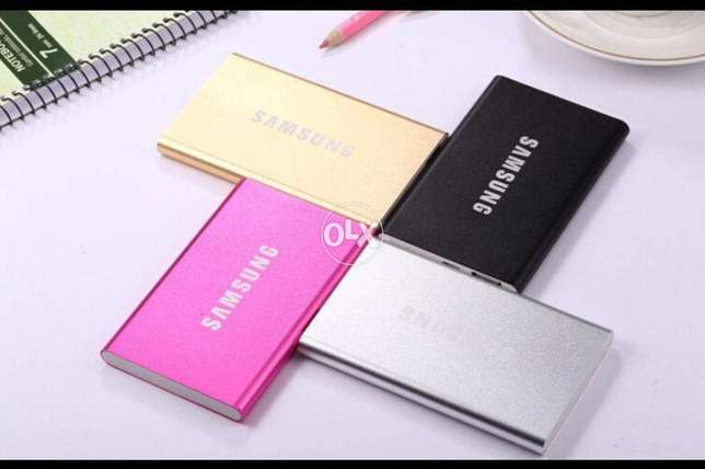 "Slim light weight Samsung BatteryBank 20000mah Power """" Free Delivery"""