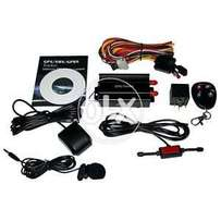 With The Remote Control Gps 103 Vehicle Car Gps Tracker Gsm Sms Gprs