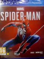Ps4 new game spiden.man