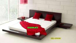 Bed with dressing ( khawaja's Bedroom Set manufacture