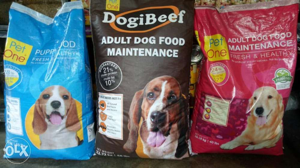 Pet One Dog Food Free Delivery In Meycauayan City Bulacan Olx Ph
