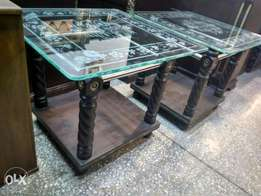 Brand new center table glass