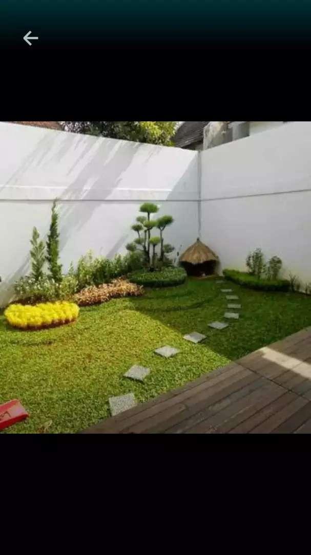 Jasa Taman Modern Taman Minimalis Taman Indoor Outdoor - Konstruksi Dan  Taman - 786006610