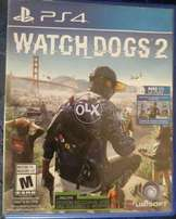 PS4 Watchdogs 2 negotiable price