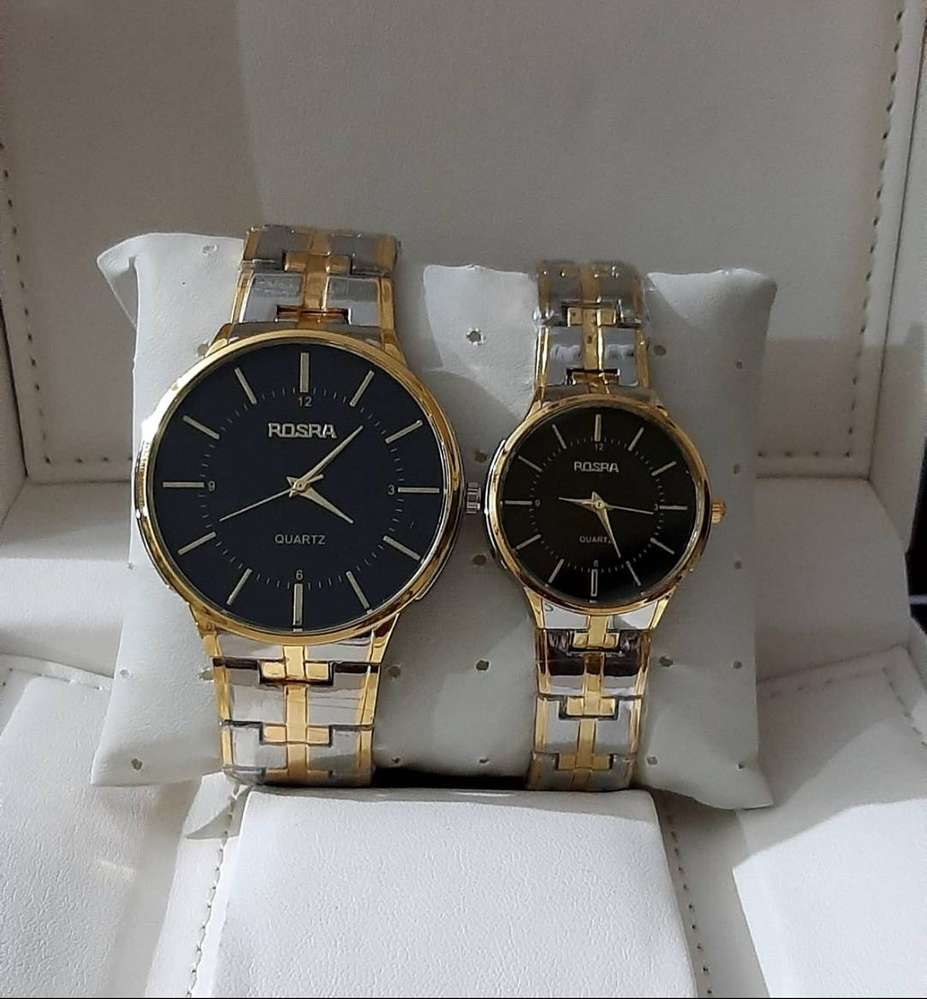 Couple pair watches for gents and ladies - Watches - 1014563507