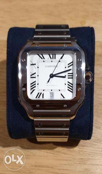 d145bf31cb1 Cartier Santos Large Date (not Rolex Omega IWC Seiko) in Mandaluyong ...
