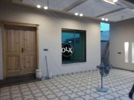 A brand new double story house for sale in Model Town .