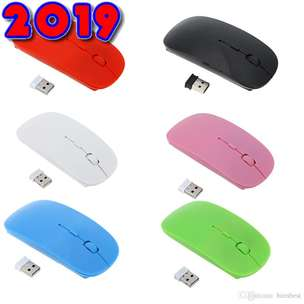 No Tipu2!:Mouse Wireless Slim Colorful N Elegan Mouse _405Aq151