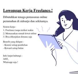 Lowongan Kerja Cari Lowongan Freelance Terbaru Di Jawa Timur Olx Co Id