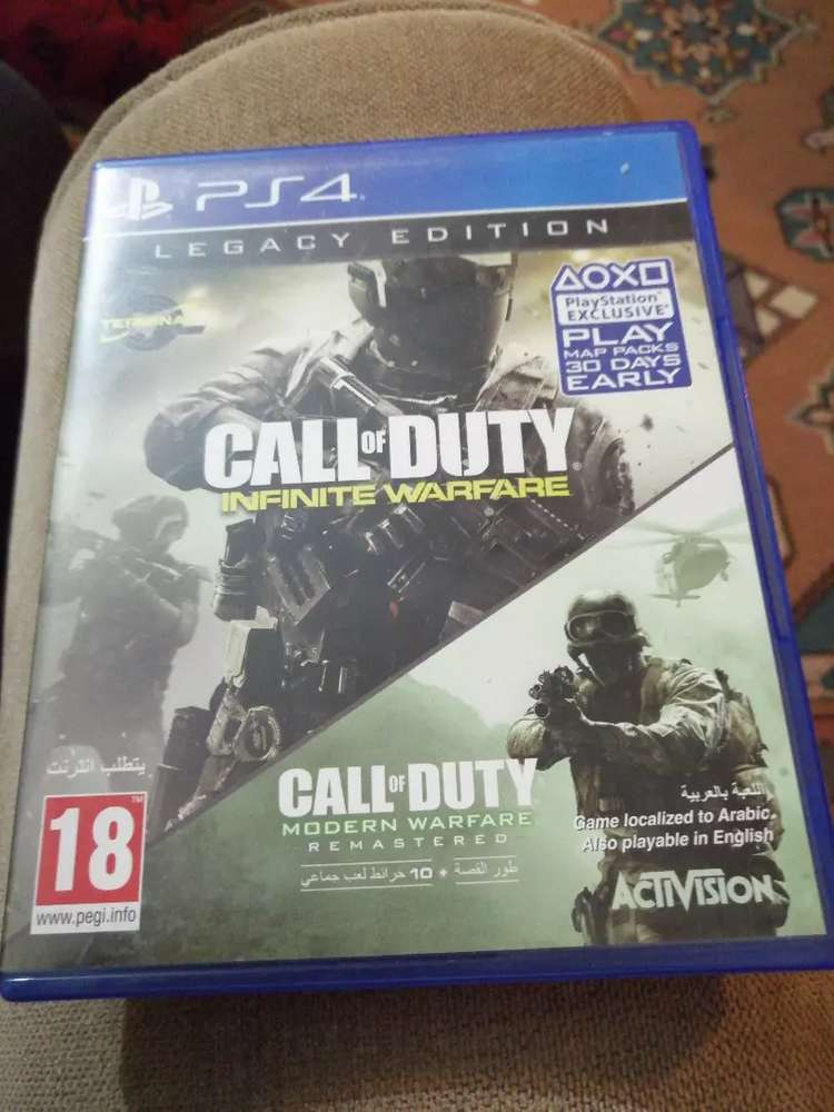 Call Of Duty Game - Games & Entertainment for sale in
