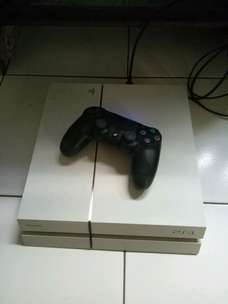 PS4 White 500GB seri 12 Fw 5.05
