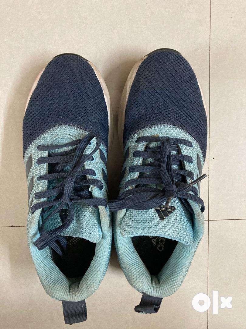 Adidas unisex shoes, size 7