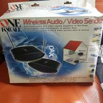 Fix Price - Wireless Audio Video Sender