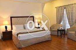 two bedroom lxuurious furnished flate for rent available in hight4 bah