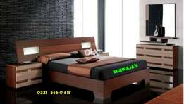 New Bed with side table and dresing ~KhaWajA's