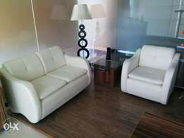 Sofa set with arm ( molty foam)