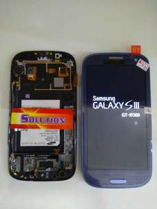 lcd touchscreen + Frame Samsung S3 / I9300 #SOLUTION