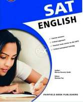 SAT English, Best Teaches U can think of are on our panel.Home Tuition
