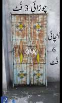I want to sell my iron door . Details pics ma hai.