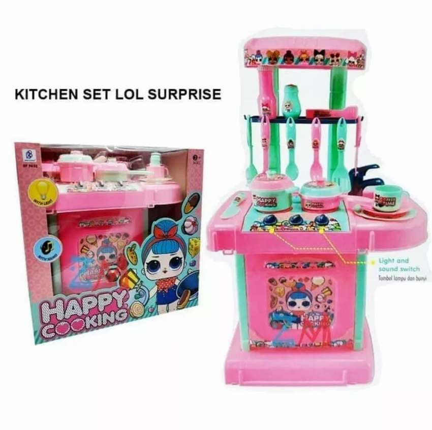 Mainan Anak Anak Masak Masakan Lainnya 803148136