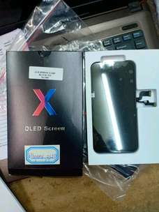 Lcd IPhone X I Phone X ORIGINAL DISPLAY OLED+GRS 9hr,NOT Home Industry