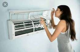 split ac installation & service and all over maintenance & gas filling