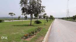 commercial plot in dha valley Islamabad