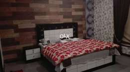 2 bedroom furnished in bahria town ph 4 for Rent