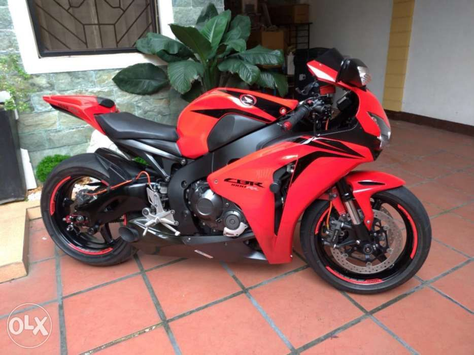 Honda Cbr1000rr 2008 For Sale Philippines Find 2nd Hand Used
