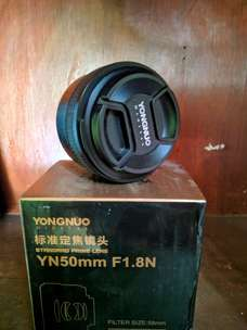 lensa fix yongnuo for nikon
