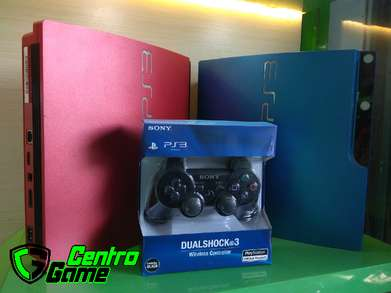 Spesial Bulan Ini Playstation 3 Slim Anti Ylod 25XX 160GB UP 500GB