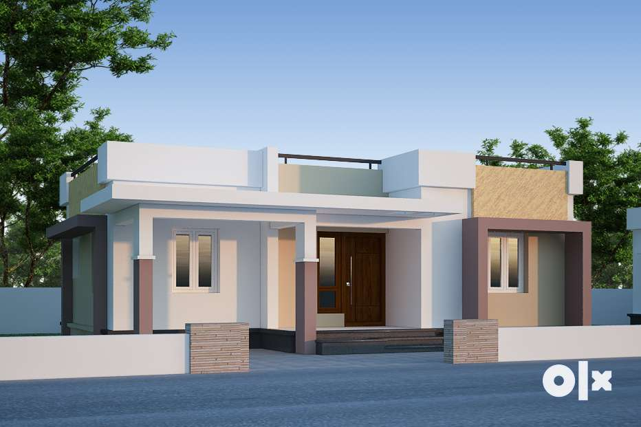90 home loan facility new house for sale   palakkad   for