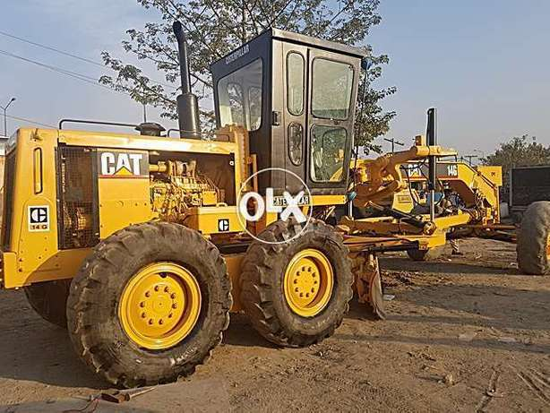 Caterpillar 14 G Motor Grader Fresh import 2017