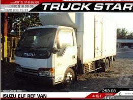 9f008fa8050360 sponsored Ref Van Isuzu Elf 4HG1 Engine 14Footer Truck For Sale