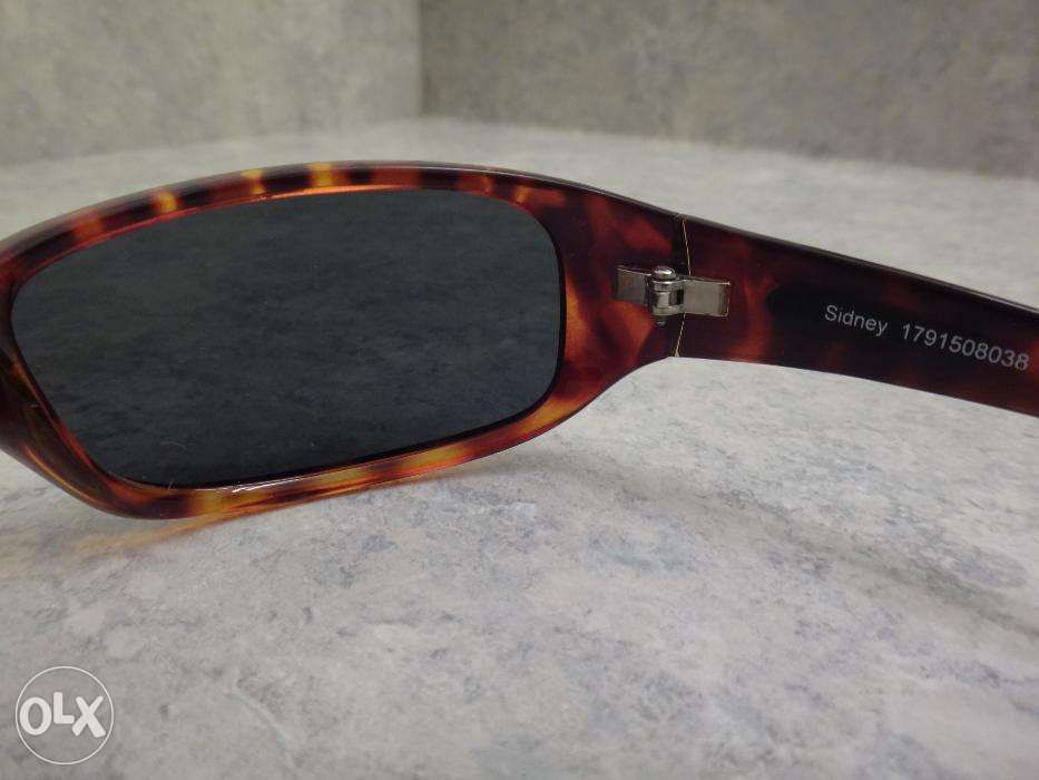 Bolle Sidney Polarized Sungles With Case
