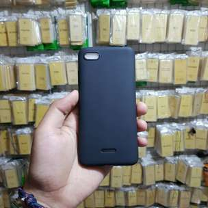 Case Midnight Blackmatte Xiaomi Redmi 6A Black Matte