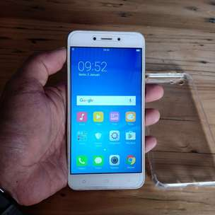 Oppo A71 2/16 Gold Second Hp charger