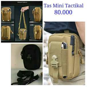 Tas Mini Tactikal