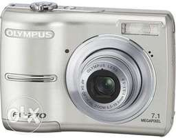 Olympus 226000 model FE-270 Digital camera, 7.1 Megapixel Resolution