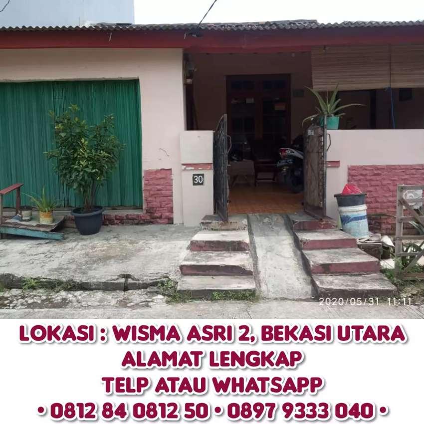 Rumah Apa Adanya Di Wisma Asri 2 Bekasi Utara Dijual Rumah Apartemen 809768455