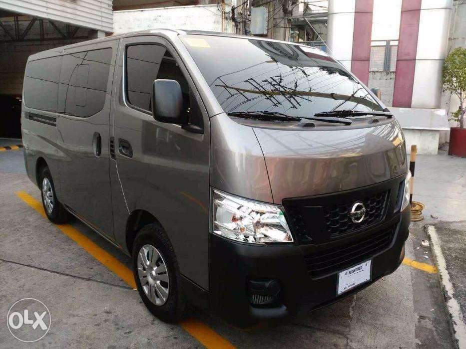 a8e508c194d1c2 Van for Rent Van Rental or for Hire Latest Model Nissan Urvan NV350 ...