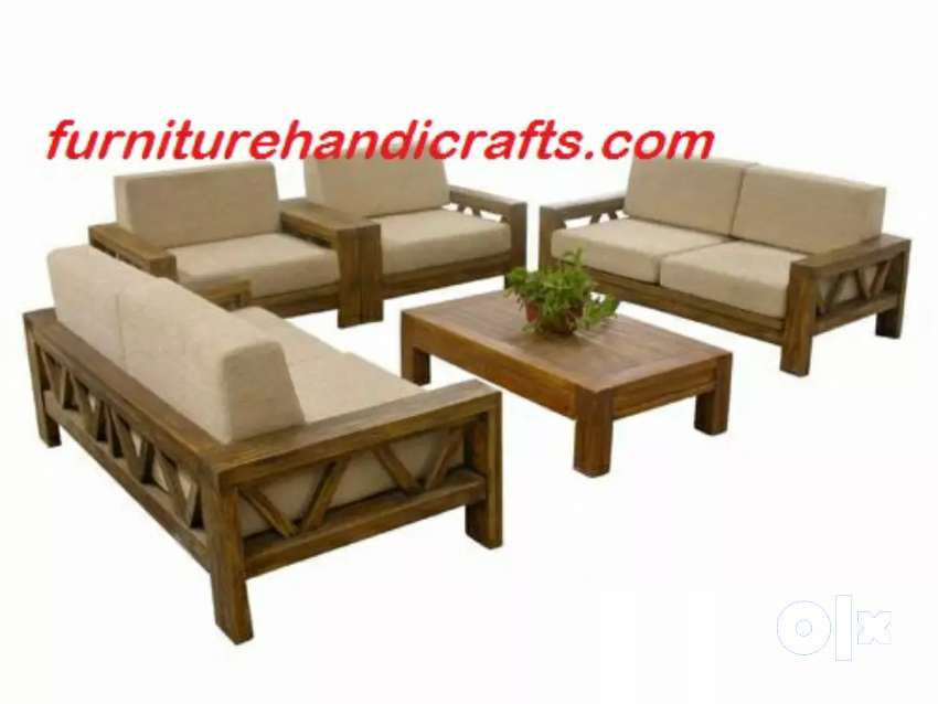 Brand New Solid Wooden Sofa Set Sofa Dining 1572008359