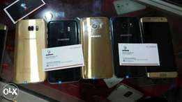 S7 edge 10/10 condition 1 week checking warranty