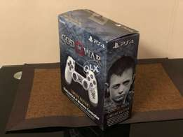 Ps4 Pro Dual Shock 4 Controller V2 God Of War Limited Edition New