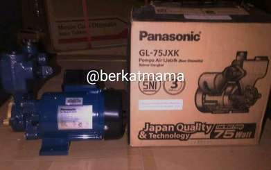 pompa air panasonic low watt 75 jxk
